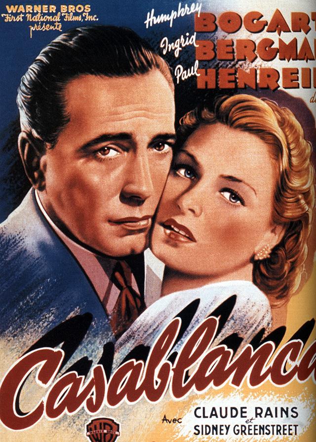 Omul cauta o femeie din Casablanca)